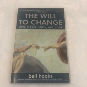 The Will to Change Paperback by bell hooks